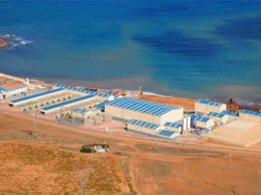 Planta Desaladora Befesa en Argelia