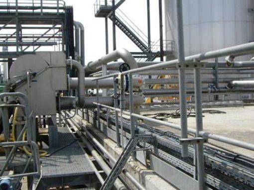 Planta de Tratamiento de Agua 650 m3/h