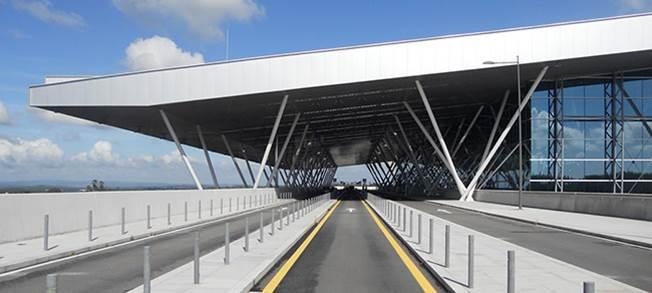 Aeropuerto Santiago de Compostela AENA