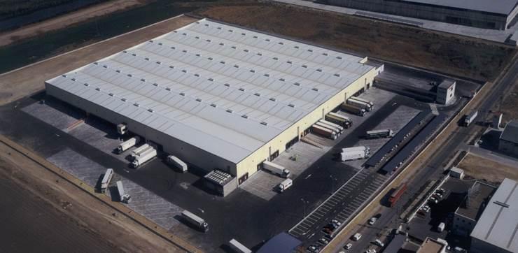 Centro de distribución para Tengelmann Sevilla