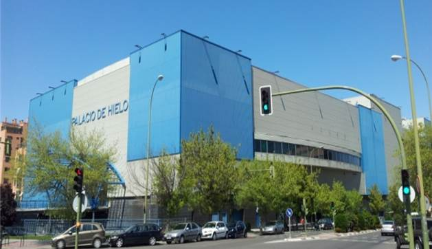 Centro Comercial Palacio de Hielo Madrid