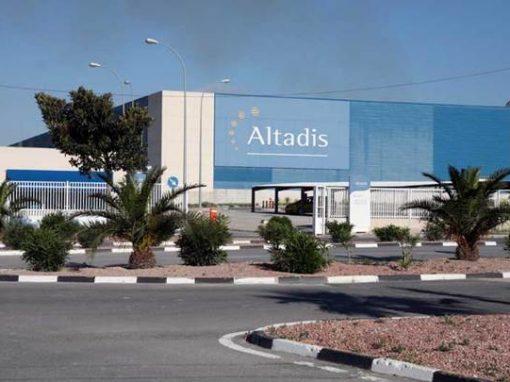 Fabrica de cigarrillos en Alicante
