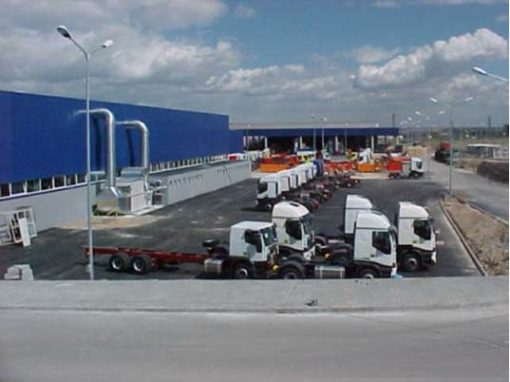 Remodelación Factoría IVECO, Madrid