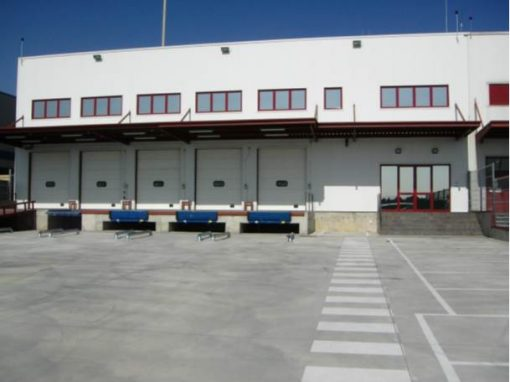 Naves con oficinas para CLASA, Aeropuerto de Madrid