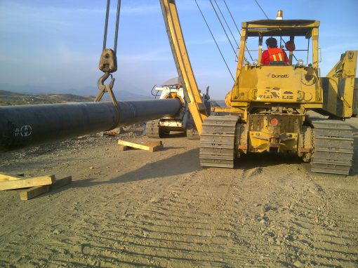 Gasoducto Morelos ENAGAS