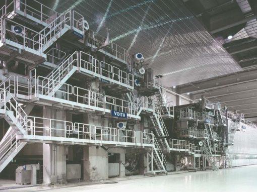 SAICA4 Paper Plant