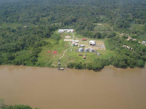 NORPERUANO Pipeline. Capacity increase in NORTH PETROPERU branch