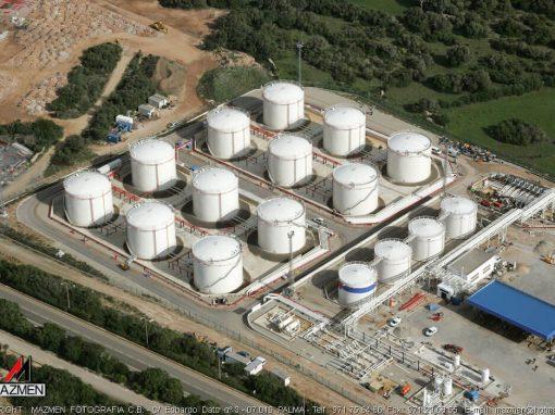 Terminales de Almacenamiento de Hidrocarburos CLH