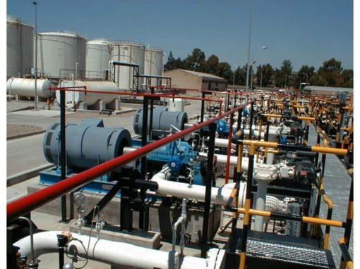 VOPAK Hydrocarbon Storage Terminal