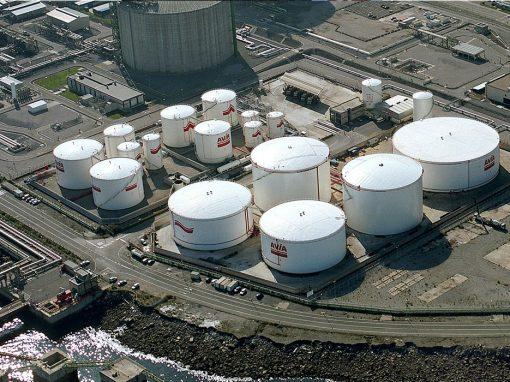 Terminal de Almacenamiento de Hidrocarburos ESERGUI