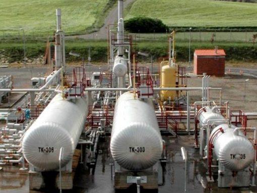 ENAGAS Underground Natural Gas Storages