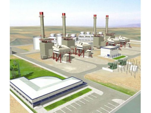 Combined Cycle Plant 252 MW GLOBAL3