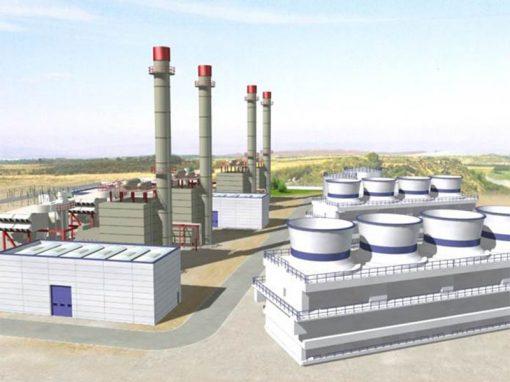 Planta de de Ciclo Combinado 252 MW GLOBAL3