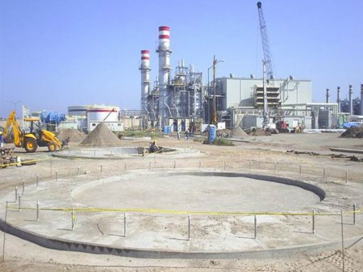 300MW ISOLUX Combined Cycle Plant