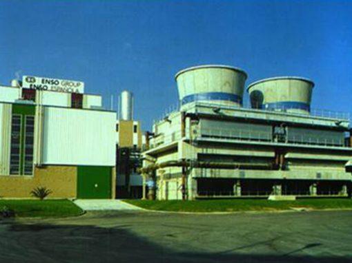 50MW SPANISH ENSO Cogeneration Plant