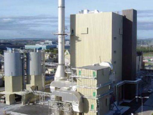50MW ENCE 2 Biomass Plant