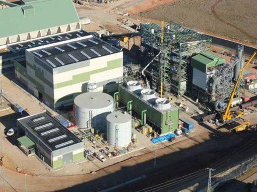 50MW ENCE Biomass Plant