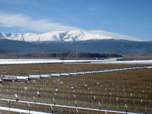 Solar Thermal Plant 50MW ANDASOL3