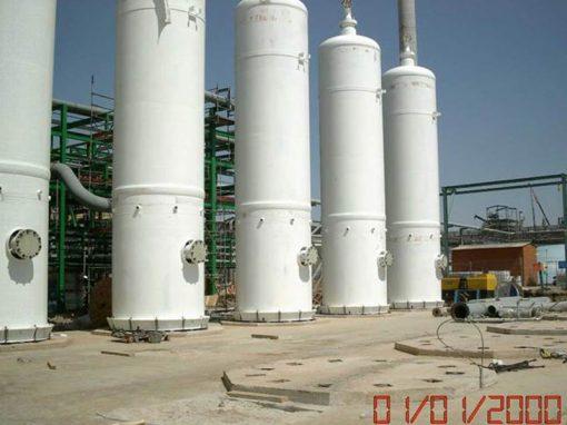 Hydrogen production plant 48,000 Nm3/h AIR LIQUIDE-REPSOL
