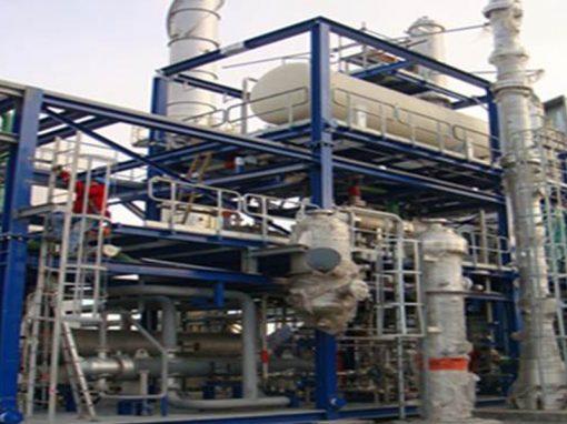 Hydrogen production plant 48,000 Nm3/h REPSOL