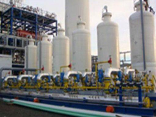 Hydrogen production plant 25,000 Nm3/h AIR LIQUIDE-CAMPANA
