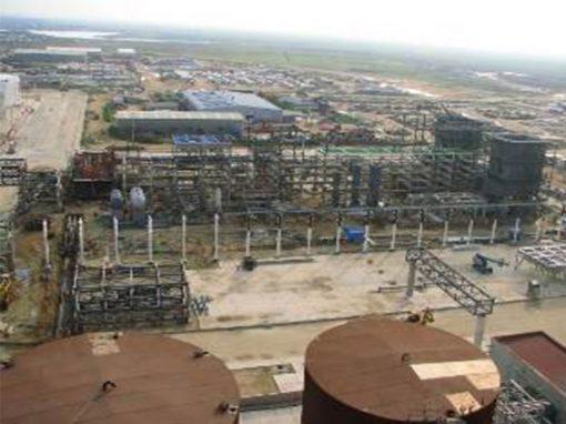 Hydrogen production plant 45,000 Nm3/h TR Group-PEMEX
