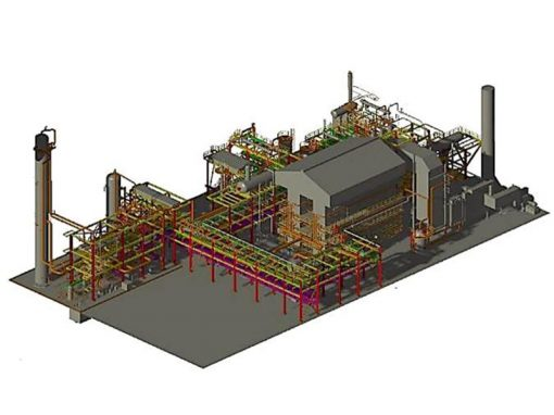 Hydrogen production plant 30,140 Nm3/h TR Group-OCA