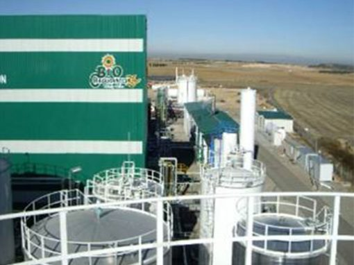 Biodiesel production plant 105,000 t/year TR Group