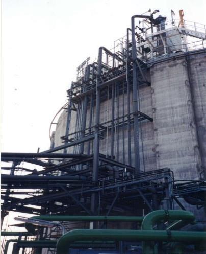 TERQUIMSA Ammonia Plant