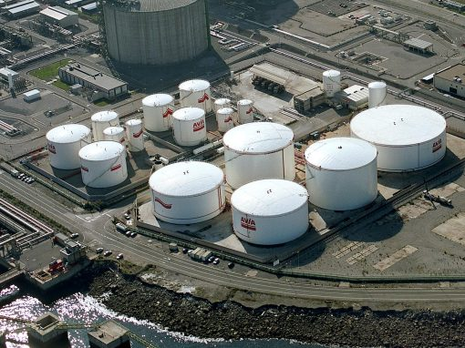 ESERGUI Hydrocarbon Storage Terminal
