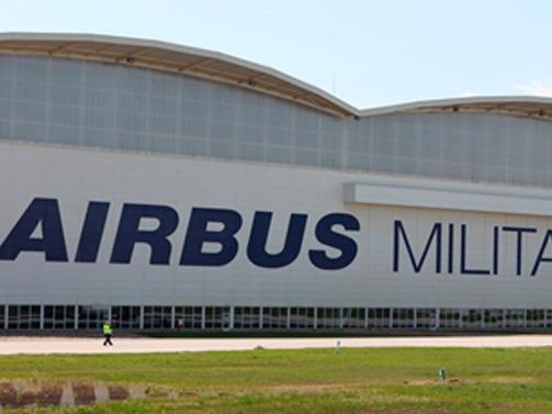 Planta Ensamblaje Final Airbus A400M Sevilla